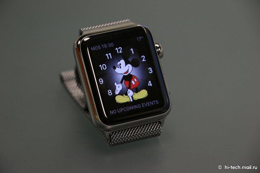 WSJ: похоже, что у Apple большие проблемы с Apple Watch