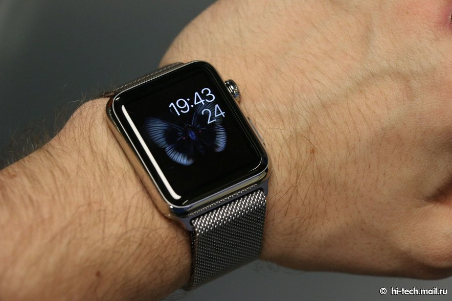 За нелегальный ввоз в рф Apple Watch: 5 лет лишения свободы