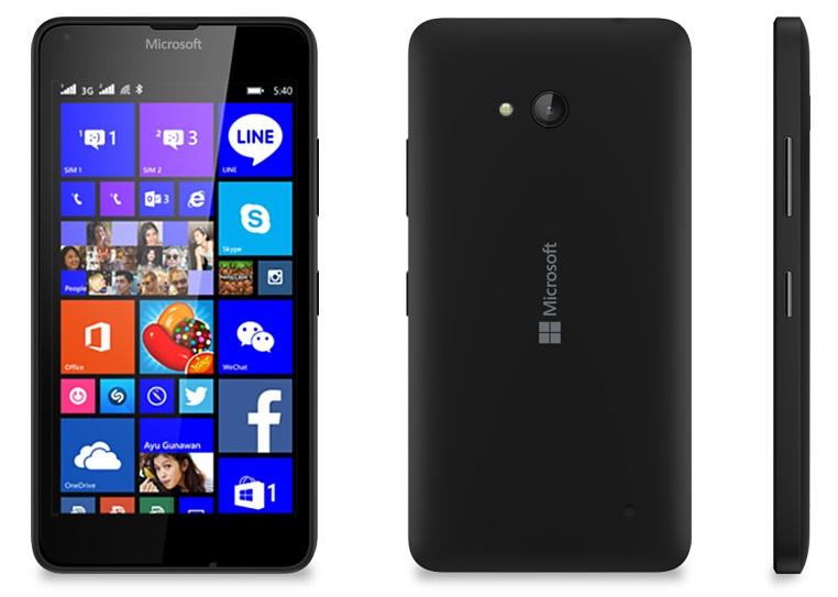 «Серьезный» смартфон Microsoft поступил в продажу на россии