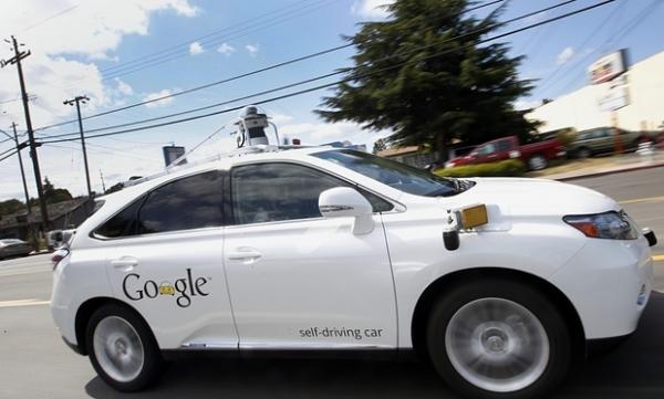 У Google собственная автомобильная компания c 2011 года
