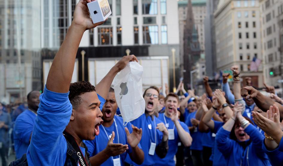 Хотите купить iPhone 6s? Самое время продавать старый