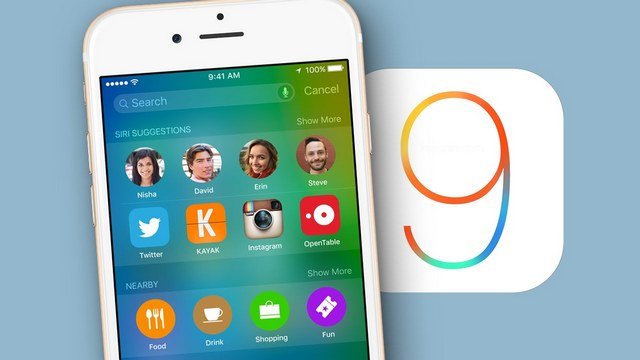 Apple выпустила iOS 9 beta 5, iOS 9 Public Beta 3 и новую бету WatchOS 2