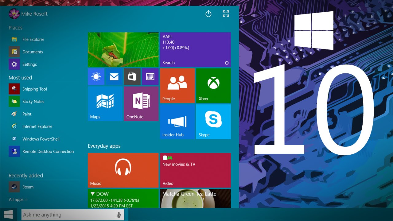 Microsoft исправила критическую ошибку в Windows 10