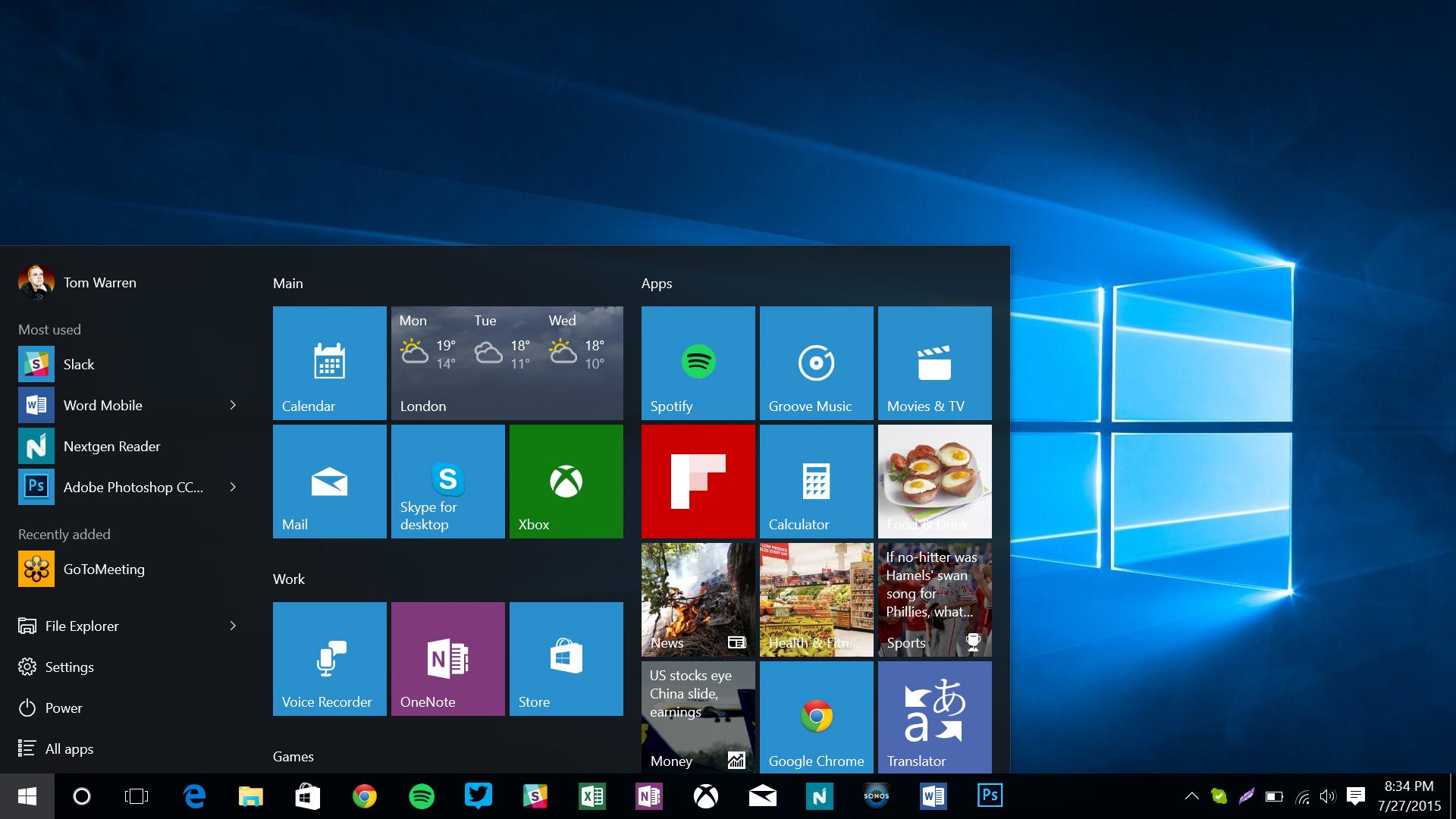 Windows 10 перестанет шпионить за пользователями