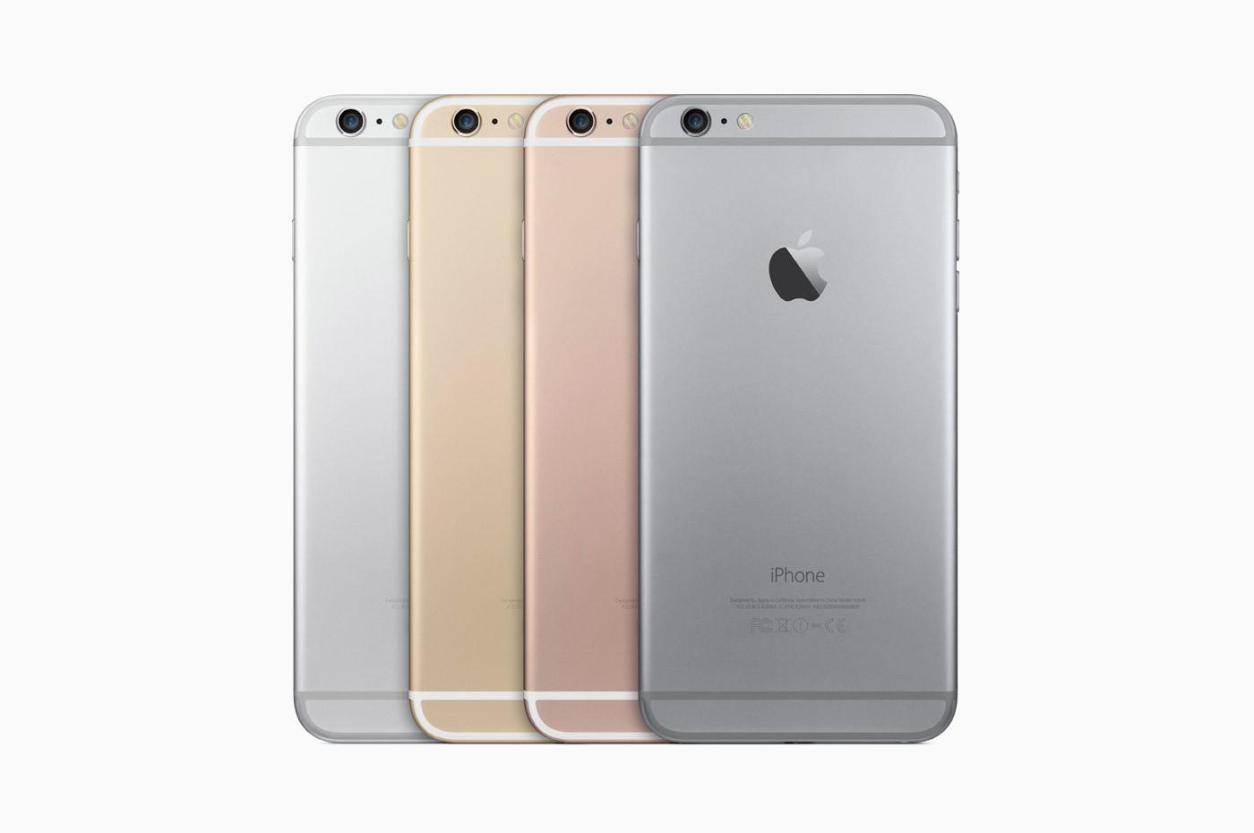 Почему iPhone 6s тяжелее предшественников