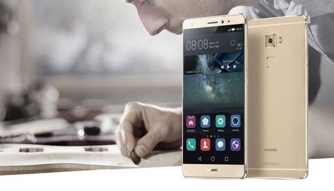 Это случилось: свой смартфон с Force Touch представила Huawei