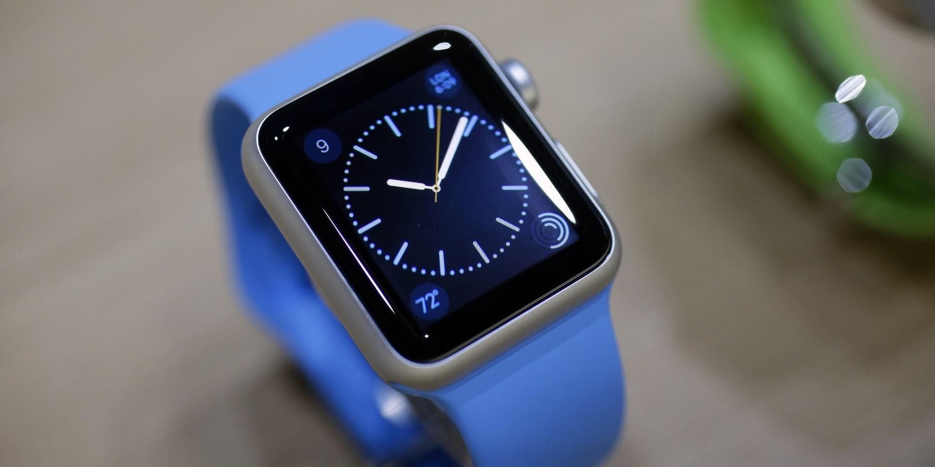 Когда выйдут новые Apple Watch?
