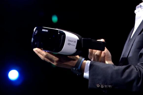 Samsung показала очки виртуальной реальности за $99