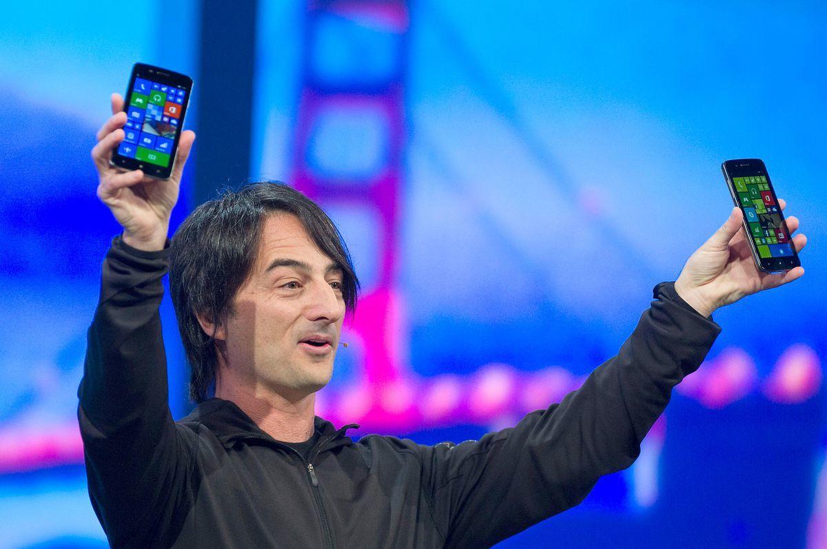 Microsoft готовит ответ Apple, Google и Samsung