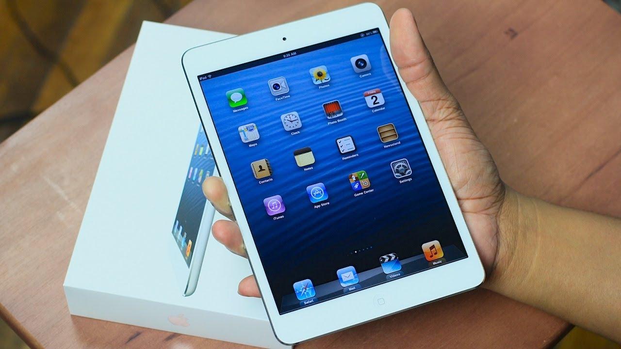 Как я «оживил» свой iPad mini с iOS 9