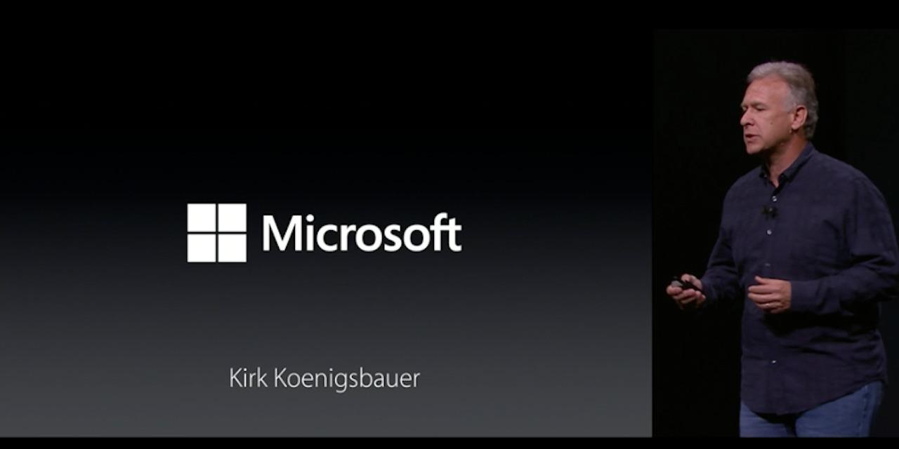 Тим Кук: Apple заинтересована в сотрудничестве c Microsoft