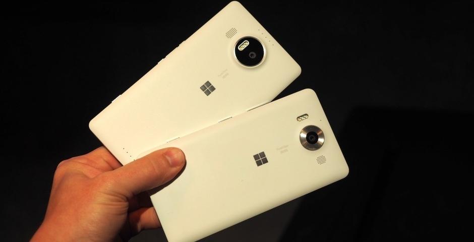 Релиз Microsoft Lumia 950 и 950 XL состоится 20 ноября... пока только в США