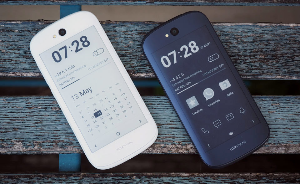 Названа предполагаемая стоимость YotaPhone 3