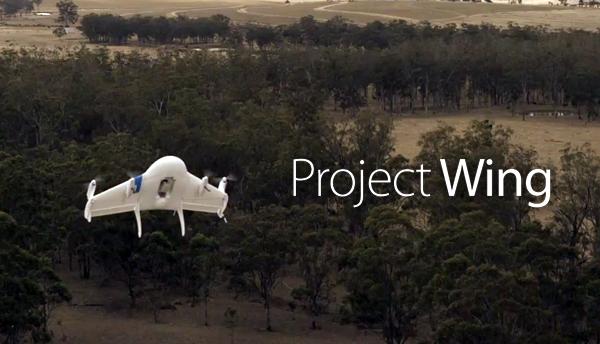 роботы-курьеры Google доставка