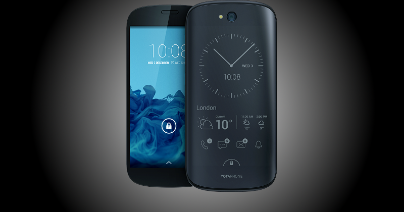 Печалька: затраты на русский смартфон YotaPhone не окупились
