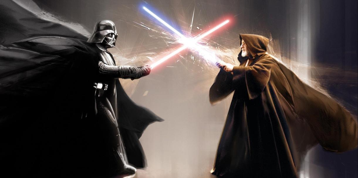 Фанат «Звездных войн» создал действующий световой меч