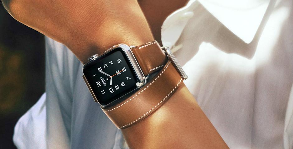 Как сделать часы из apple 120