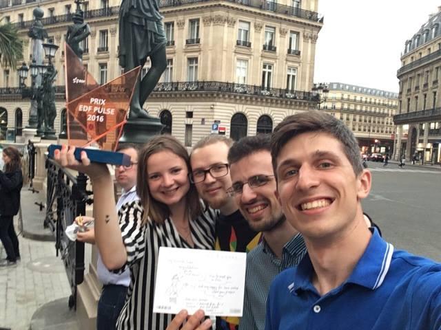 Украинский Ecoisme победил в конкурсе крупнейшего производителя энергии в мире EDF и получил 100 000 евро