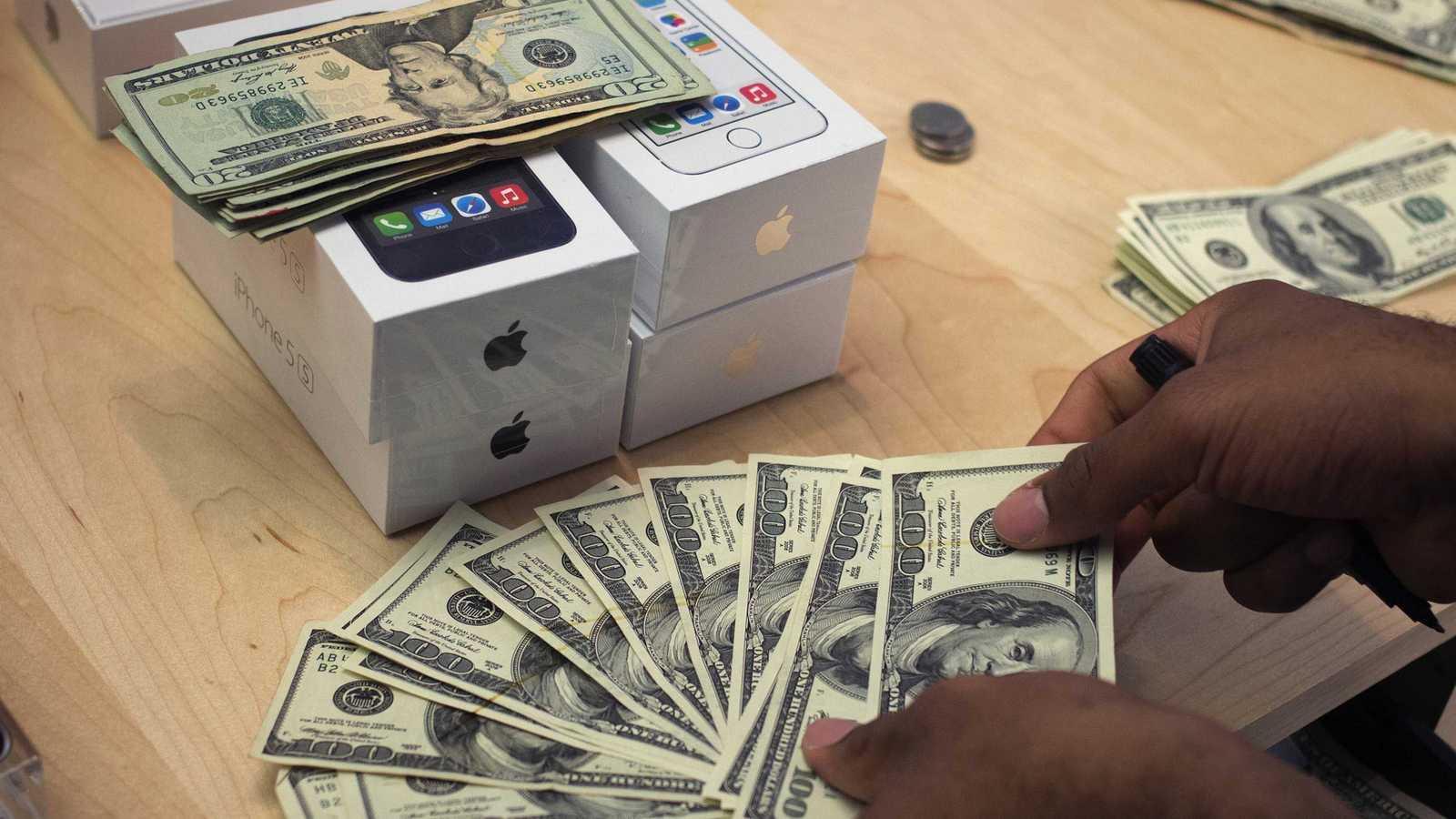 Сколько Apple зарабатывает на каждом из нас ежедневно