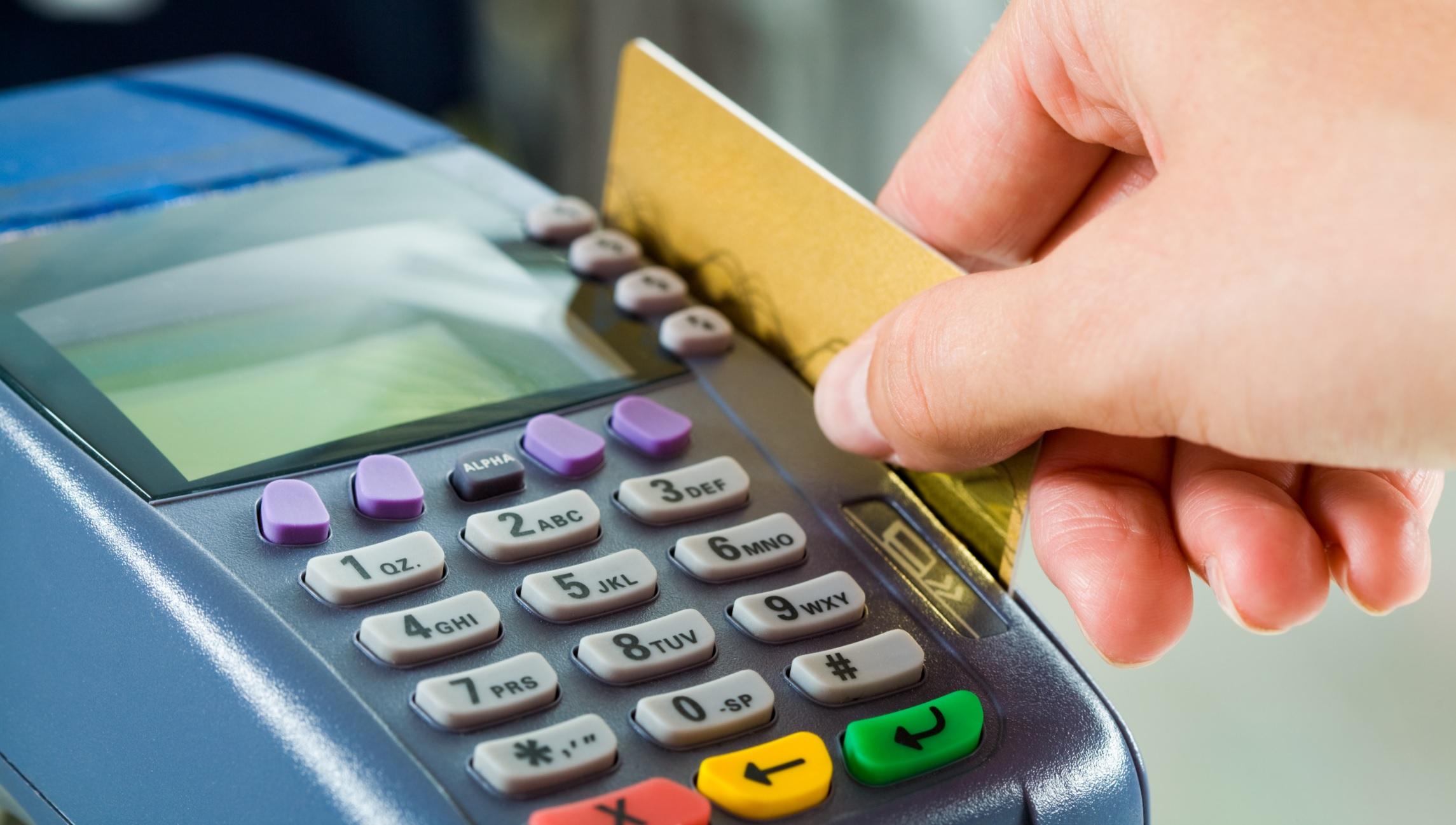 Осторожно: троян похищает данные банковских карт через терминалы оплаты