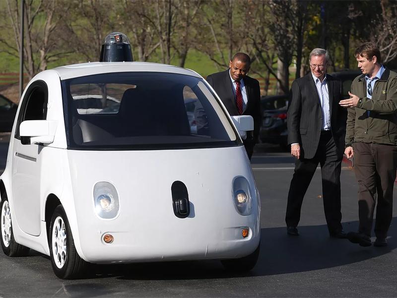 Проект самоуправляемого автомобиля Google лишился ключевых сотрудников
