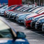 В августе продажи новых авто увеличились на 63%