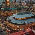 Бессарабскую площадь планируют сделать пешеходной