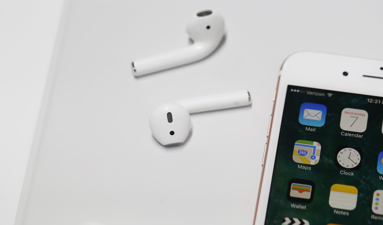 Как одновременно заряжать и слушать музыку на iPhone 7