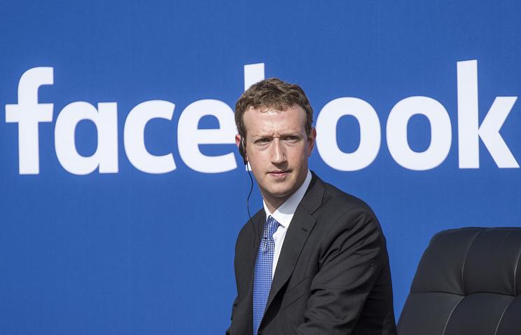 Акционеры Facebook хотят снять Цукерберга с кресла председателя совета директоров