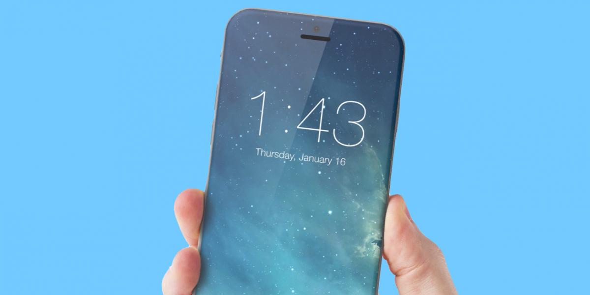 Топ-9 главных слухов о будущем iPhone 8