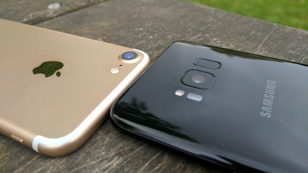 iPhone 7 обошел смартфоны Samsung и стал самым популярным