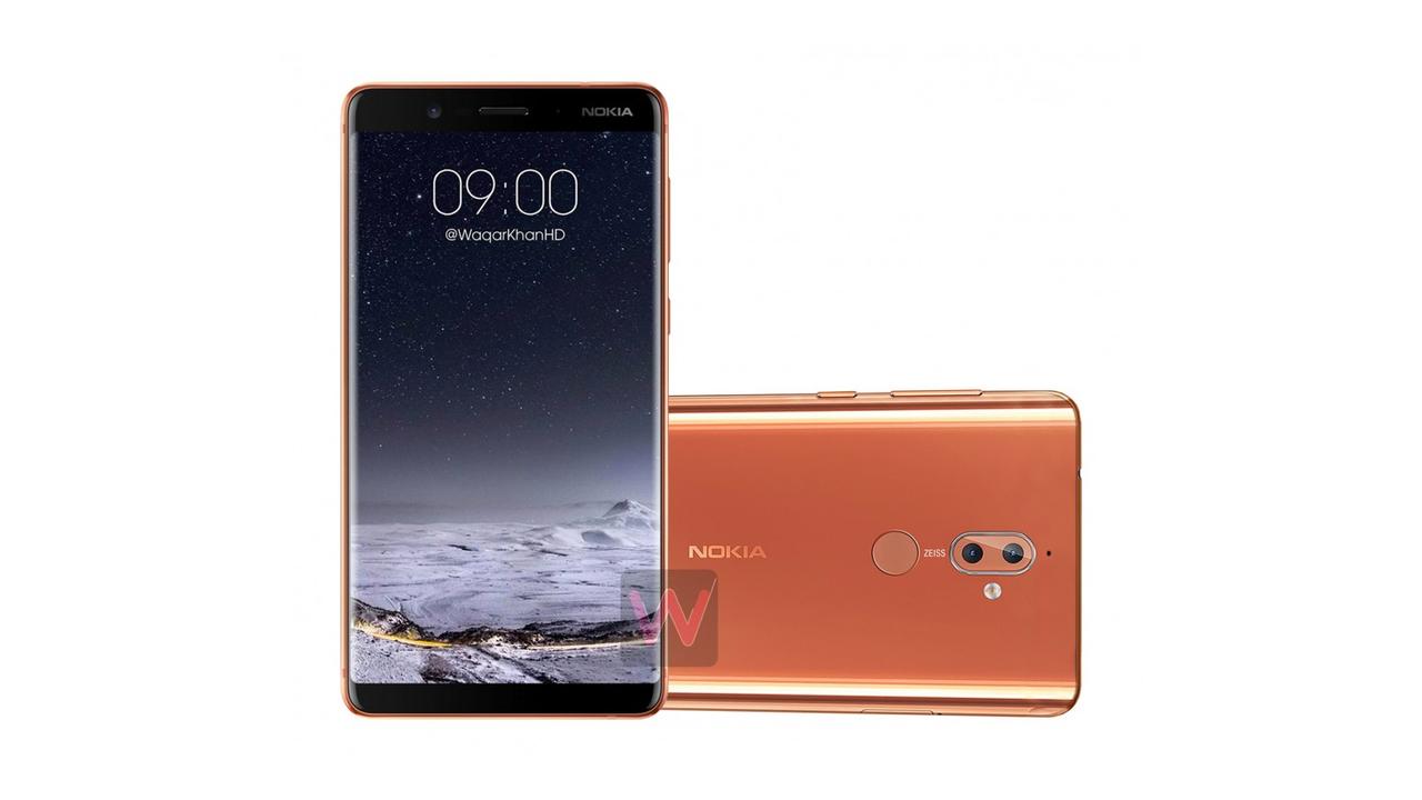 Утечка: первые фото безрамочного флагмана Nokia 9