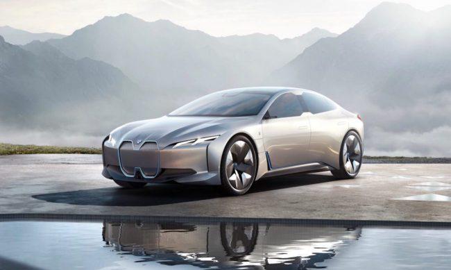 BMW представила конкурента Tesla Model S