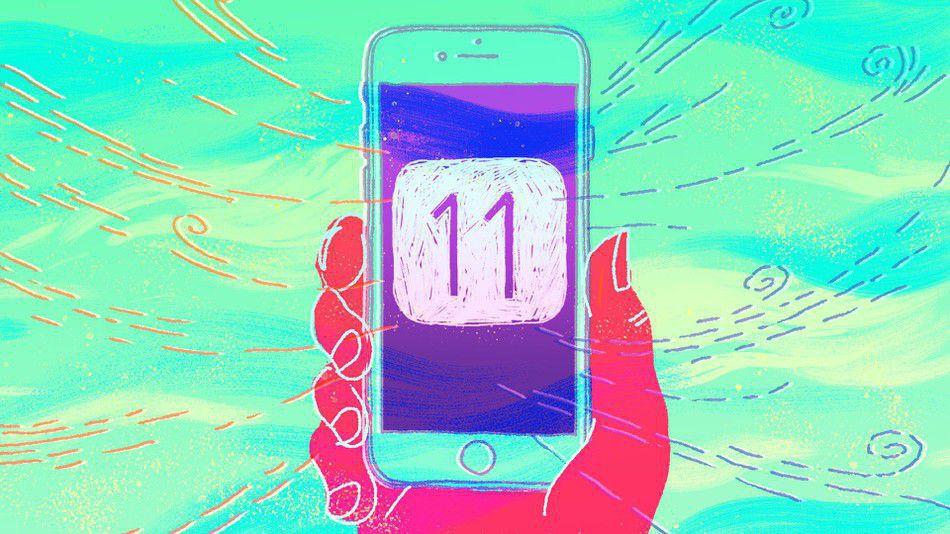 Полный обзор iOS 11 + видео
