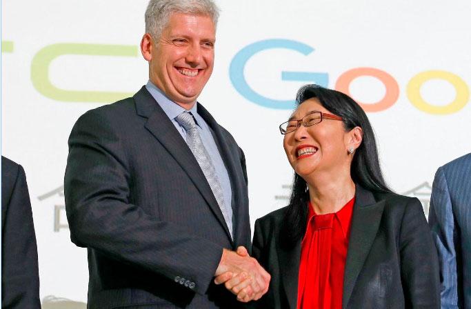 Google купила подразделение Pixel (HTC) за $1,1 миллиарда