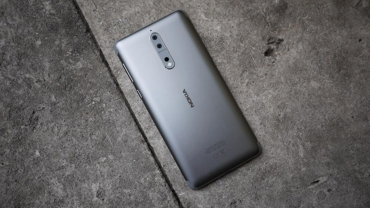 "Обзор смартфона Nokia 8: дотянуться до ""звезд"""