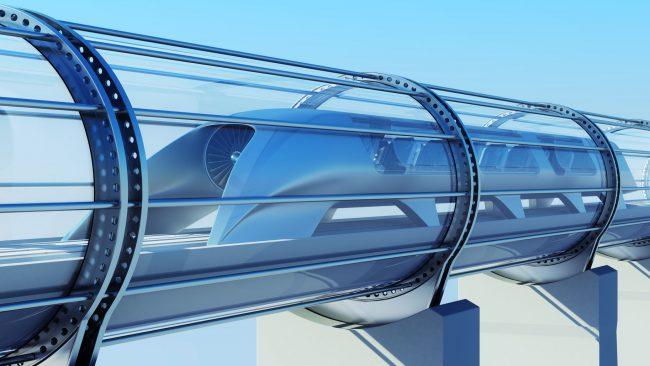 В Hyperloop One отобрали лучшие регионы для прокладки линий