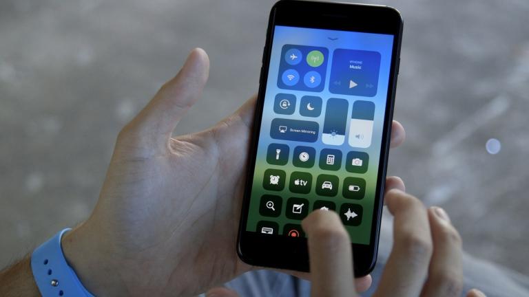 В iOS 11 столько дизайнерских ляпов, что вам и не снилось