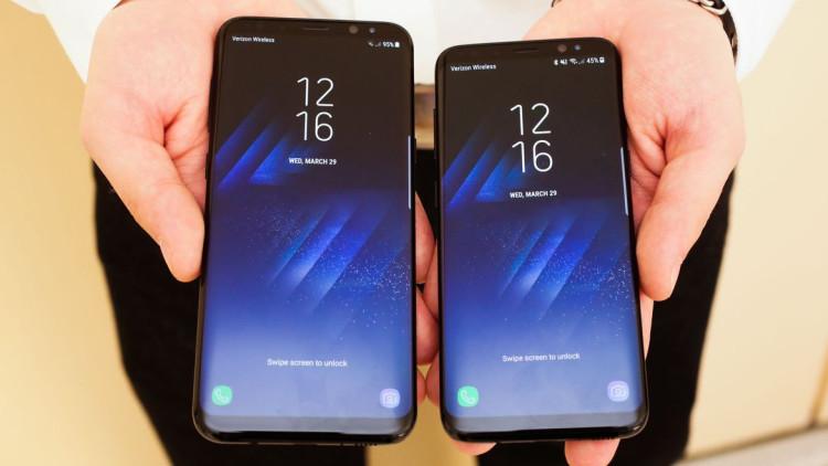 Galaxy S8 — полгода. Достижения? Лучший смартфон года