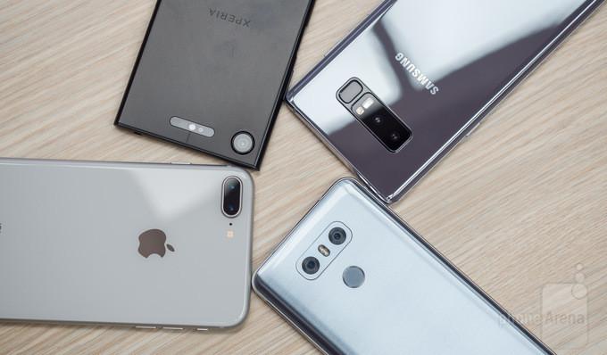 Динамики iPhone 8 и 8 Plus непозволительно круты. Из крутого это все...