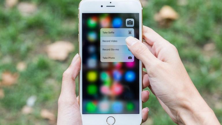 Что делать, если перестал работать сенсорный экран после обновления на iOS 11