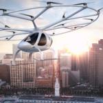 Компания Intel вложилась в перспективный проект Volocopter GmbH