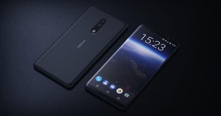 Первая деталь «безрамочного» Nokia 10