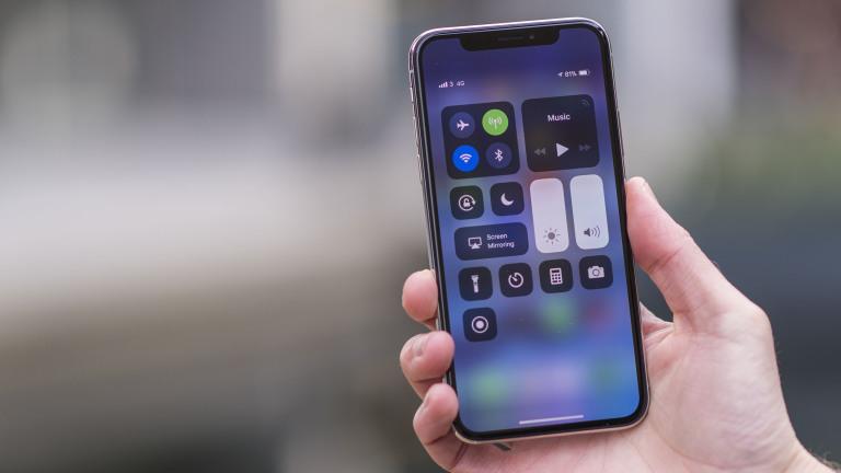 Насколько дисплей iPhone X устойчив к выгоранию?