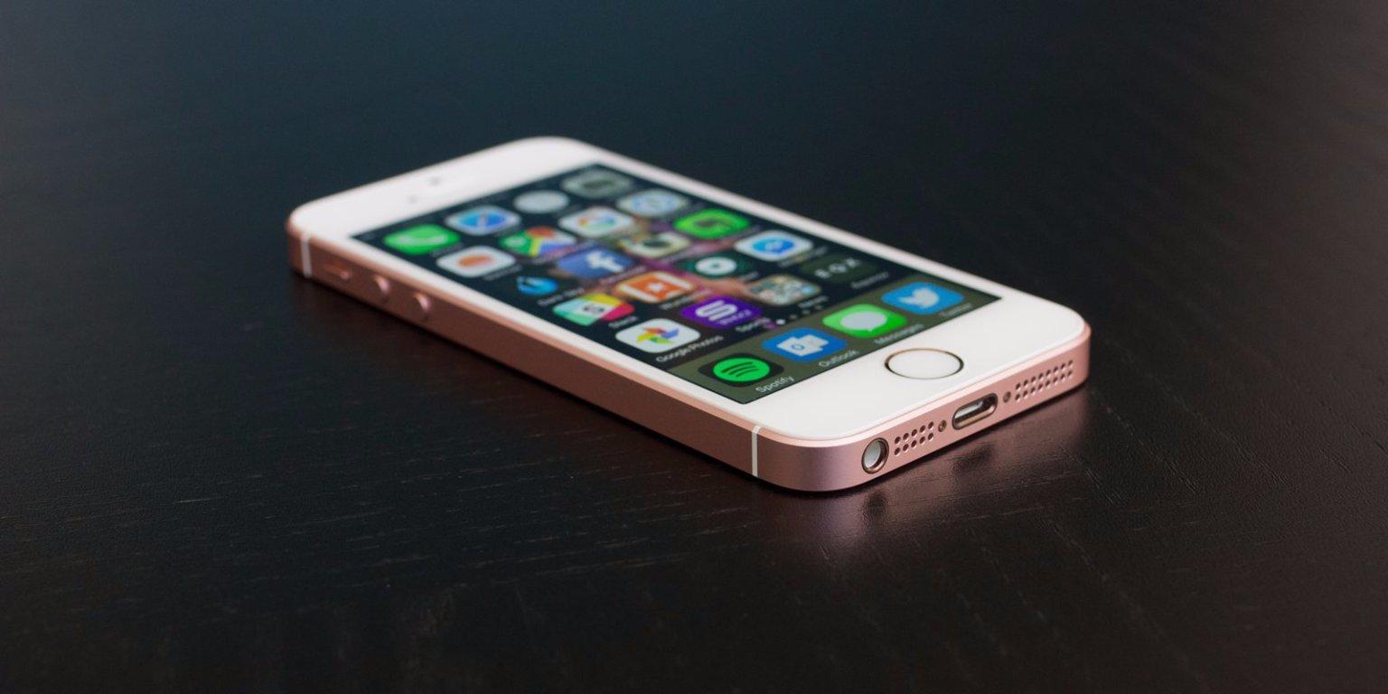 Новый iPhone SE представят летом?
