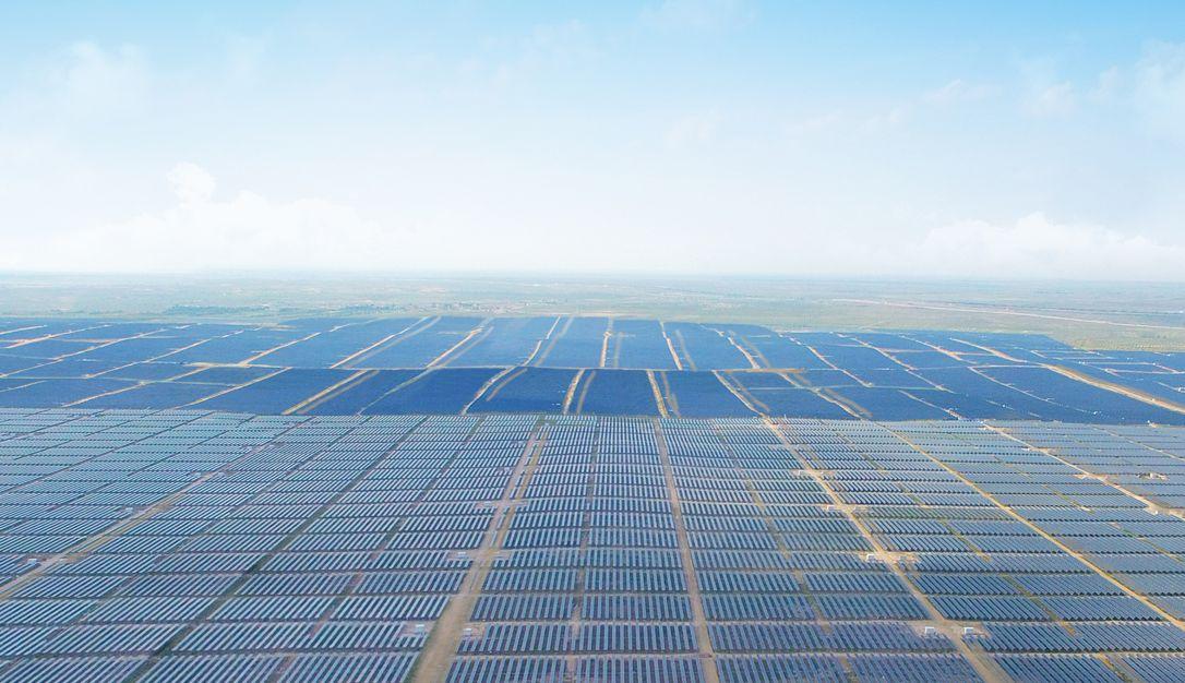 Китай становится новым лидером в сфере использования альтернативной энергии