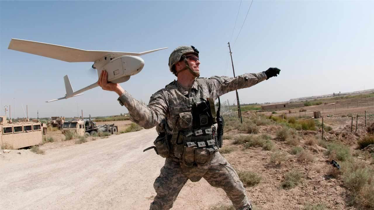 """Сотрудники Google отказываются работать над """"дронами-убийцами"""""""
