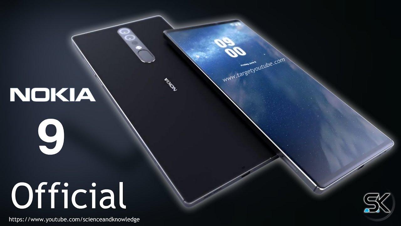 Nokia 9 обещают тройную камеру и 8 ГБ оперативной памяти