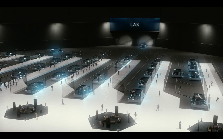 Илон Маск анонсировал подземную магистраль Loop. Проезд будет стоить $1