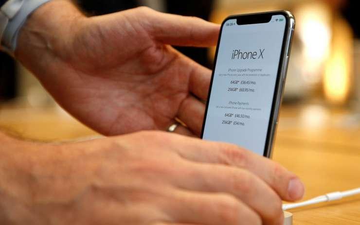 Приготовьтесь разочароваться ценой iPhone X Plus